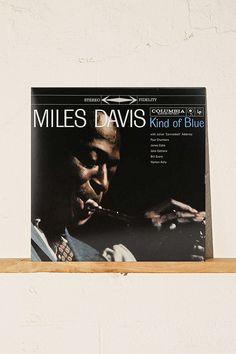 Slide View: 1: Miles Davis - Kind Of Blue LP
