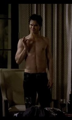 Ian Somerhalder - Damon Salvatore The vampire diaries
