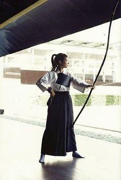 Resultado de imagen de japanese archer