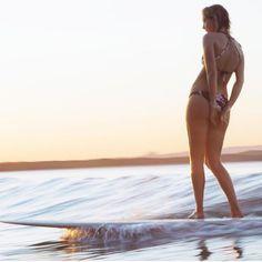 Slick back, and just cruise Hush + Dotti style. #surf #hushanddotti
