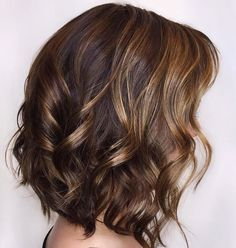 Caramel Brown Hair