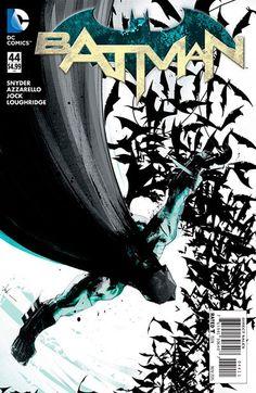 Обложка к комиксу Бэтмен 44