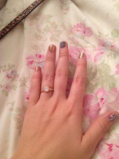 Rose gold & blue Jamberry's! http://katrinathorpe.jamberrynails.net/party/?uid=15540a9d-a575-41fc-8e32-6798d9a62285