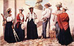 19th century Venezuela
