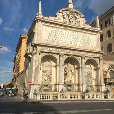 Fontaine de Moïse - Sept. 2016 ©ROME Pratique