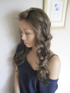 Ash brown hair, my natural color-ish
