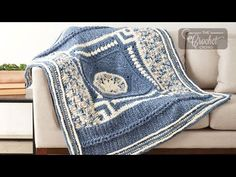 A Crochet Bernat Mystery Blanket has stitch samplers inside this unique crochet pattern blanket. This was a stitch along. This is a square crochet blanket. Crochet Ripple, Baby Afghan Crochet, Granny Square Crochet Pattern, Crochet Blanket Patterns, Crochet Blankets, Blanket Yarn, Blanket Stitch, Ravelry, Crochet Chain