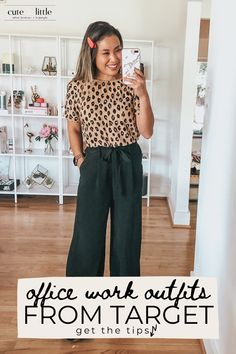 Visit here for office work outfit ideas on cute & little! If you're looking for office outfits for women that are casual for summer, then this is the blog post for you. There's nothing better than a work attire that is professional and classy for spring. These are some of the best outfit ideas for women at work. Get inspired to wear office outfits for business women that are the boss lady. Get yourself new office outfits for women that are business classy. #outfit #fashion #workwear Business Casual Outfits For Women, Stylish Work Outfits, Spring Work Outfits, Business Casual Clothes, Work Outfits For Women, Casual Work Clothes, Work Clothes Women, Casual Friday Work Outfits, Business Attire For Young Women