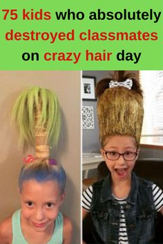 To those lucky people who don't have to deal with crazy hair every day, I'm sure the opportunity to express themselves is loads of fun. Fashion Fail, Funny Fashion, Creative Hairstyles, Easy Hairstyles, Beautiful Hairstyles, Mermaid Makeup, Fairy Makeup, Makeup Art, Cosmetology Student