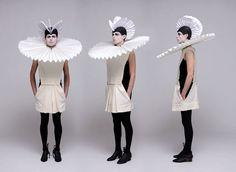 Gwen van den Eijnde costume - Prototypes 2010