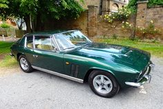 Historics at Brooklands - Specialist Classic and Sports Car Auctioneers - 1971 Jensen FF