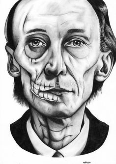Julian Richings - Death by bonejangless << This is one of my favourites <3 #Supernatural