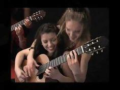 http://guitarmag.net =============== 4-tissimo Guitar Quartet plays Tico Tico no Fubá (renowned Brazilian choro music piece composed by Zequinha de Abreu in ...