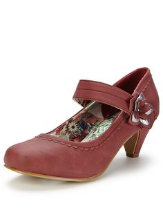 b967408cf9ad09 Stuning Corsage Mary Jane Shoes