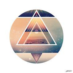 ∆: Beyond - Jetters Visions / Jetters Visions / Jetter Green / / Sacred Geometry <3