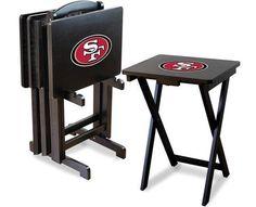 San Francisco 49ers NFL TV Trays - Sports Fans Plus