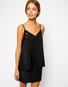 ASOS Lace Cami Top