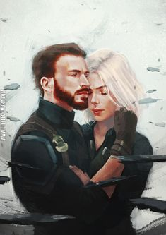 Cap and Black widow Captain America Black Widow, Black Widow Marvel, Chris Evans, Narnia, Marvel Avengers, Marvel Comics, Power Rangers, Captin America, Captain America Art