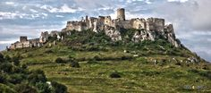 Spis Castle / Slovakia - Largest castle complex in central europe.