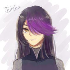 stellenciapatherica: Doodle of Juleka