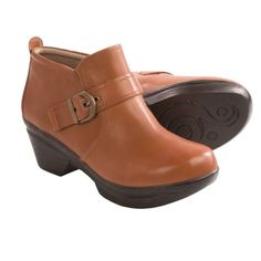 Sanita Norma Ankle Boots (For Women) in Camel