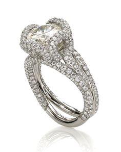 Engagement Rings :   Illustration   Description   Platinum Wrapped and Round Engagement Ring   Destiny by JJBuckar    trib.al/eQZGUch    -Read More –   - #WeddingRings https://adlmag.net/2017/11/04/engagement-rings-platinum-wrapped-and-round-engagement-ring-destiny-by-jjbuckar-trib-aleqzg/