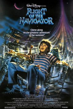 Flight of the Navigator (1986).