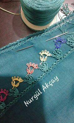 Embroidery Stitches, Tatting, Crochet Top, Lace, Tops, Fashion, Needle Lace, Needlepoint, Moda