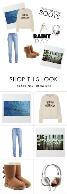 """""""Untitled #186"""" by andi-flick125 ❤ liked on Polyvore featuring The Elder Statesman, TOM TAILOR, UGG Australia and Abercrombie & Fitch"""