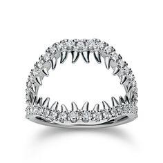 gulper Diamond Ring 「ガルパー ダイヤモンド リング」 | リング | | TASAKI Online Shop