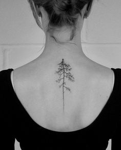 Tattoo • Tree •
