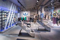 Adidas Originals flagship store, Berlin – Germany » Retail Design Blog