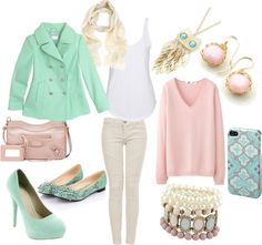"""soft and sweet"" by brandy-banish on Polyvore"