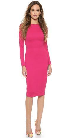 5th & Mercer Long Sleeve Dress | SHOPBOP
