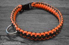 How to Make a Paracord Dog Collar | Instructions DIYReady.com | Easy DIY Crafts, Fun Projects, & DIY Craft Ideas For Kids & Adults