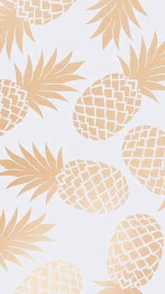 Cute pineapple wallpaper pineapple wallpaper shared by on we heart it cute gold pineapple wallpaper . Tumblr Backgrounds, Cute Backgrounds, Cute Wallpapers, Wallpaper Backgrounds, Summer Wallpapers Tumblr, Phone Wallpapers, Gold Pineapple Wallpaper, Pineapple Backgrounds, Screen Wallpaper