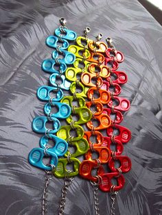Another can tab bracelet idea