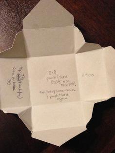 the crafty yogi: Spiral Flower Die Gift Box