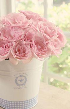 Flores y mas flores.  I ♥ #Dialhogar  http://pinterest.com/dialhogar/  http://dialhogar.blogspot.com.es/