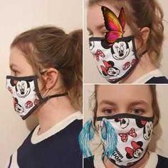 Disney Face Masks Disney Face Masks | Etsy<br> Double Towel Rail, Building A Container Home, Free Sewing, Neymar, Face Masks, Free Pattern, Medical, Disney, Fun
