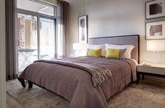 ParkCity floor to ceiling Condo Bedroom, City Model, New Condo, The Unit, Ceiling Windows, Flooring, Condos, Interior, Bedrooms