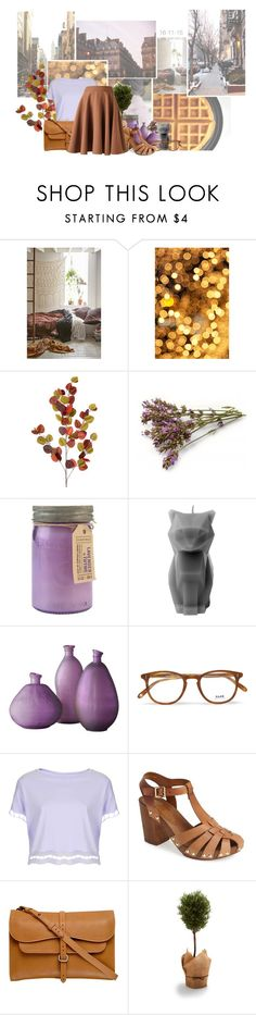 """16-11-15"" by yoyoyoyogangsterbobcat on Polyvore featuring Magical Thinking, Paddywax, PyroPet, Garrett Leight, Topshop, Radley and Dolce&Gabbana"