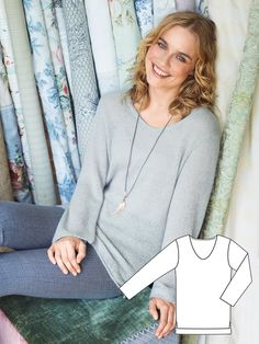 Casually Cozy: 10 New Patterns – Sewing Blog   BurdaStyle.com