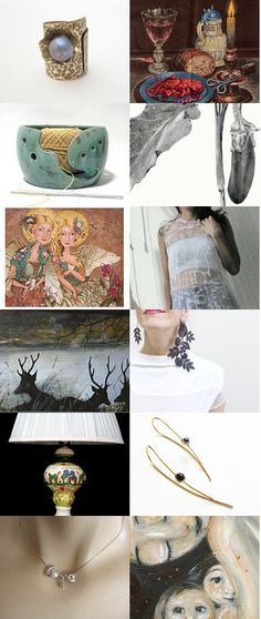 March finds by Elisaveta Sivas on Etsy--Pinned with TreasuryPin.com