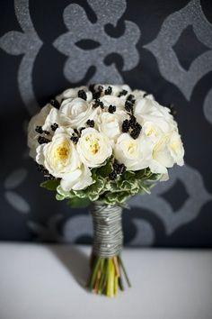 mint black gold weddings
