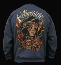 Mens America Sweatshirt
