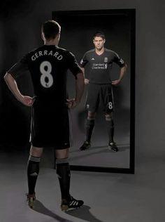 Gerrard the legend