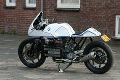 BMW k100 caferacer Scheffers RS09