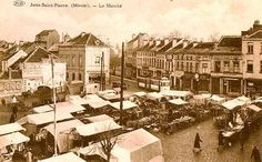 Koningin Astridplein / Place Reine Astrid (Koningin Astridplein)