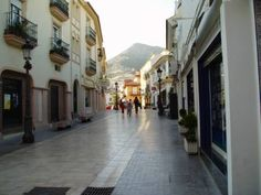 Benalmadena, Arroyo de la Miel - I miss our evening walks here.